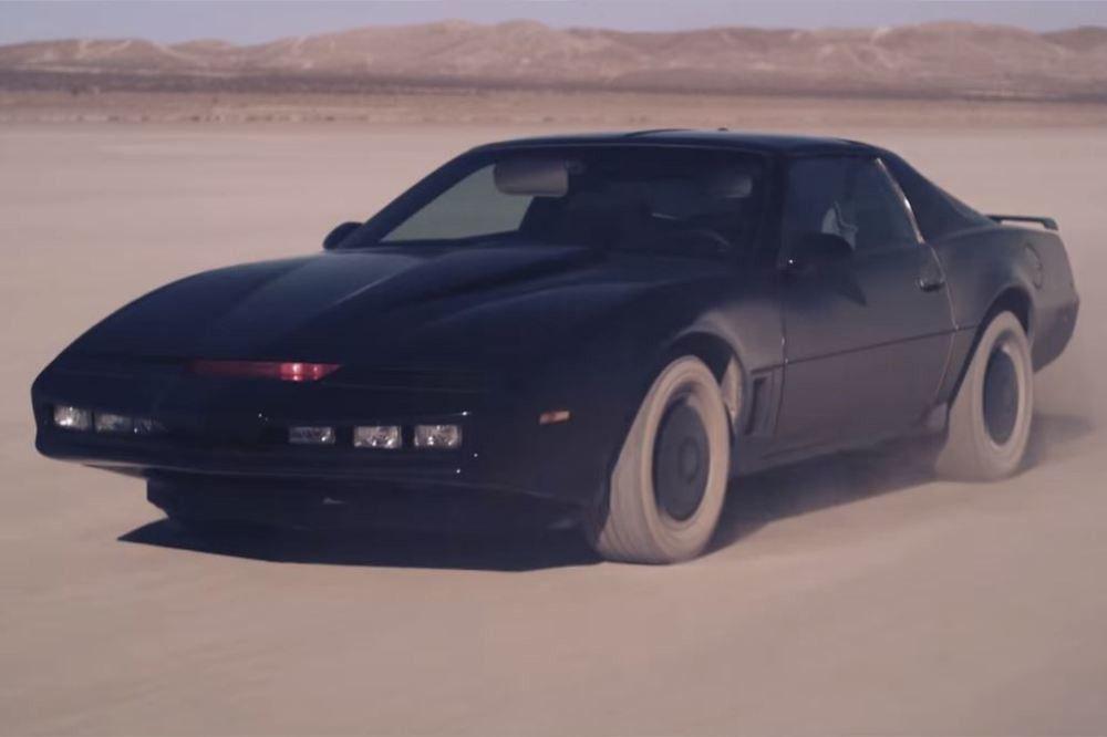 Atención Nostálgicos Habrá Un Reboot De El Auto Increíble Automoviles Coches Motor Mexico Drive El Coche Fantastico Carros De Películas Pontiac Firebird
