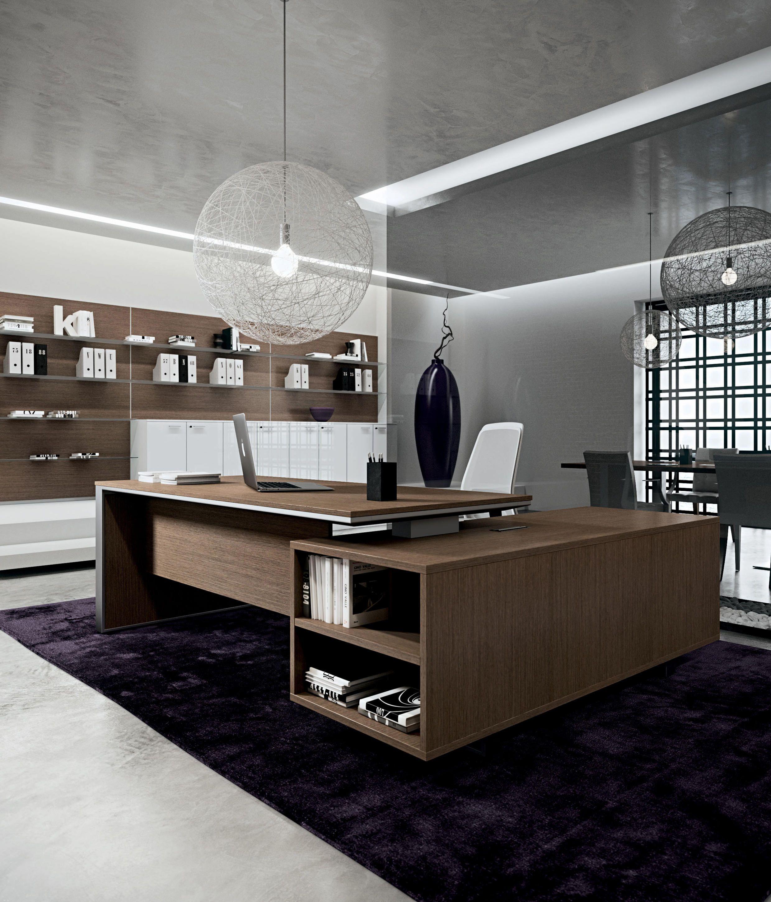 Designer Individual Desks From DVO All