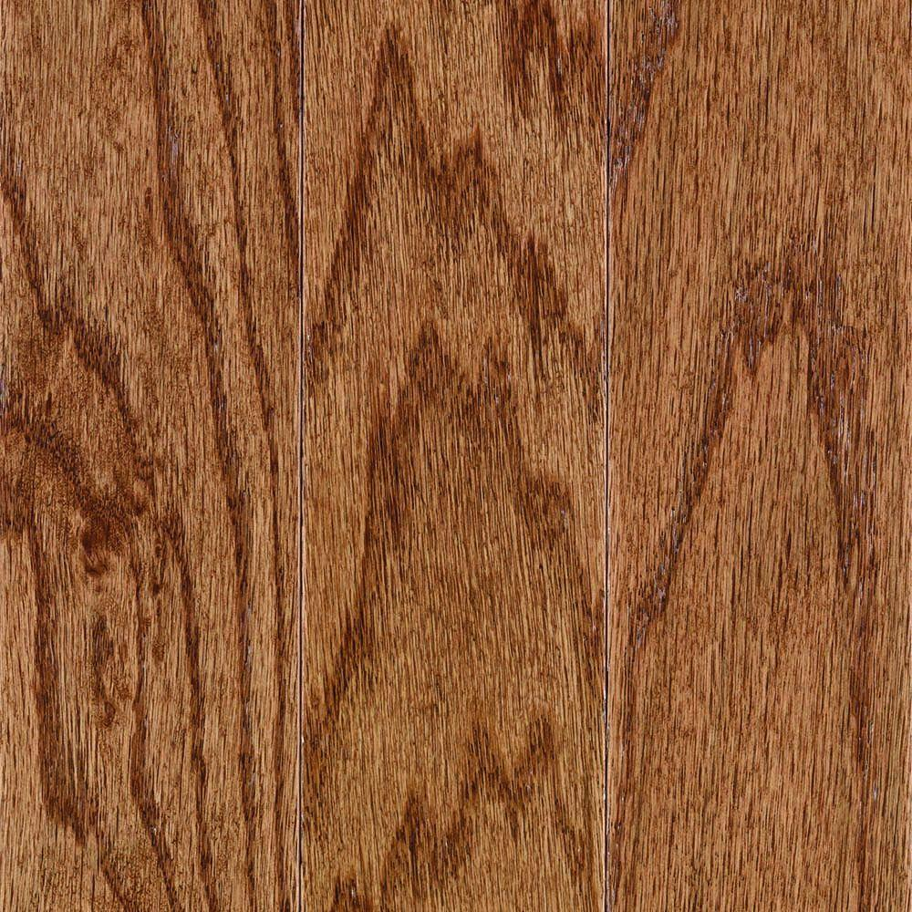 Mohawk Monument Antique Natural Oak 3 8 In X 5 In Wide X Varying
