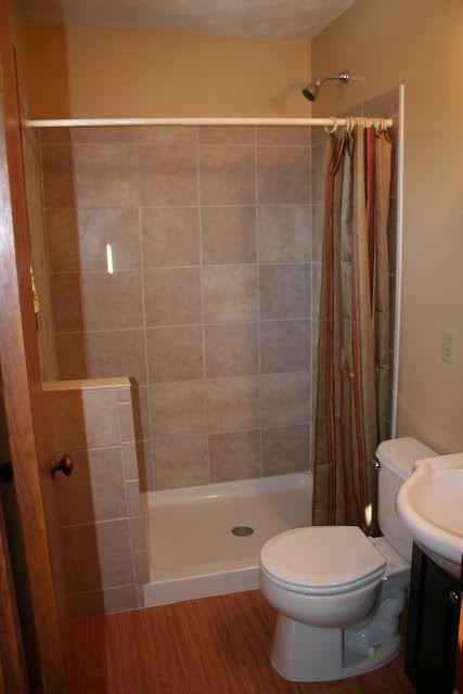 30x42 Shower Stall Small Bathroom Remodel Small Bathroom