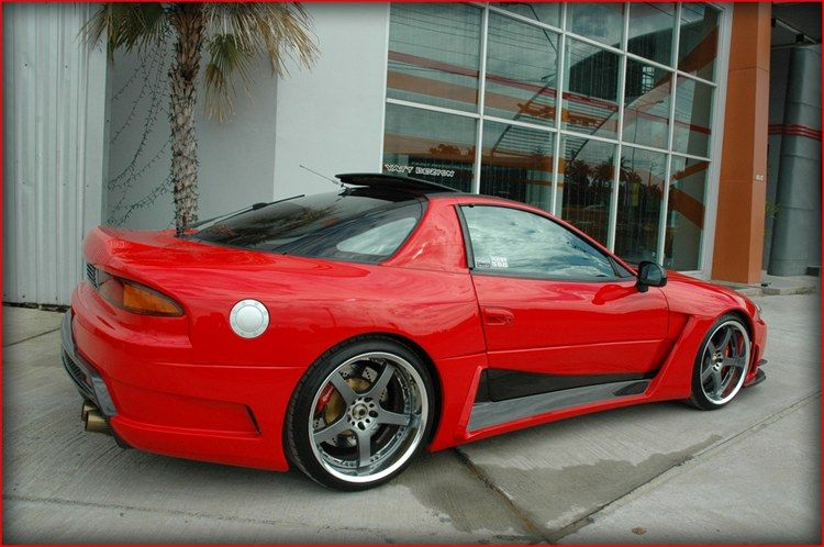 REDBLOOD2 1999 Mitsubishi 3000GT 24090590017_large