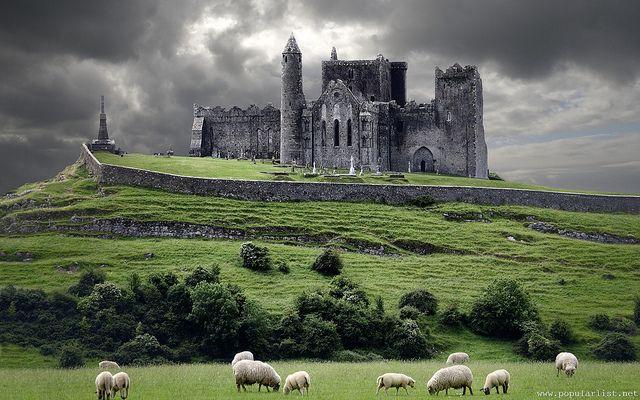 Rock of Cashel, South Tipperary, Ireland