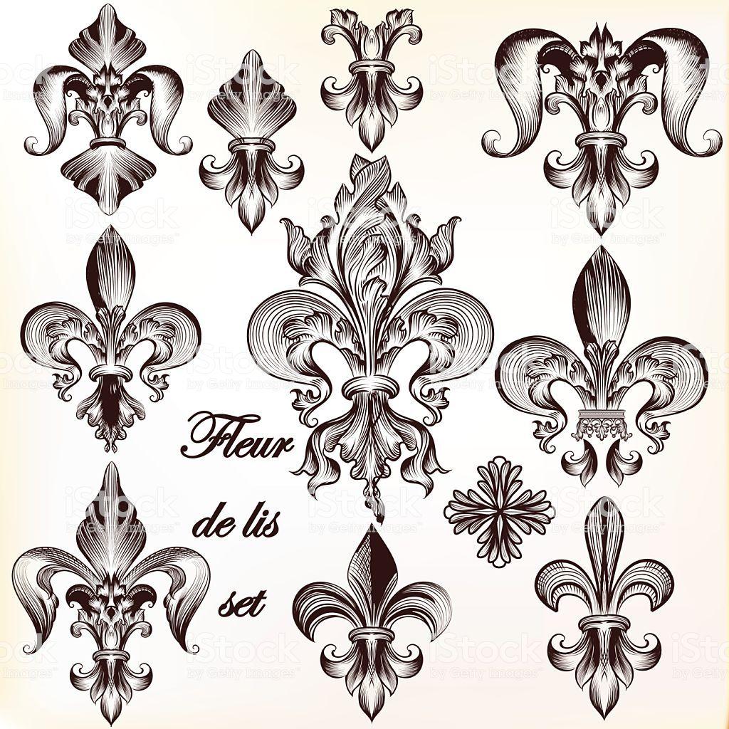 21+ Fleur de lys dessin tatouage trends