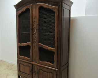 Image Result For Antique Thomasville China Cabinet