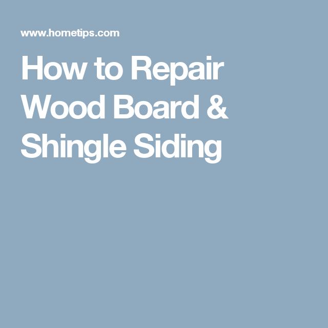Best How To Repair Wood Board Shingle Siding Shingle Siding 400 x 300