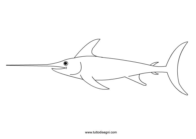 Disegni pesci da colorare cerca con google scanncut for Pesce disegno da colorare