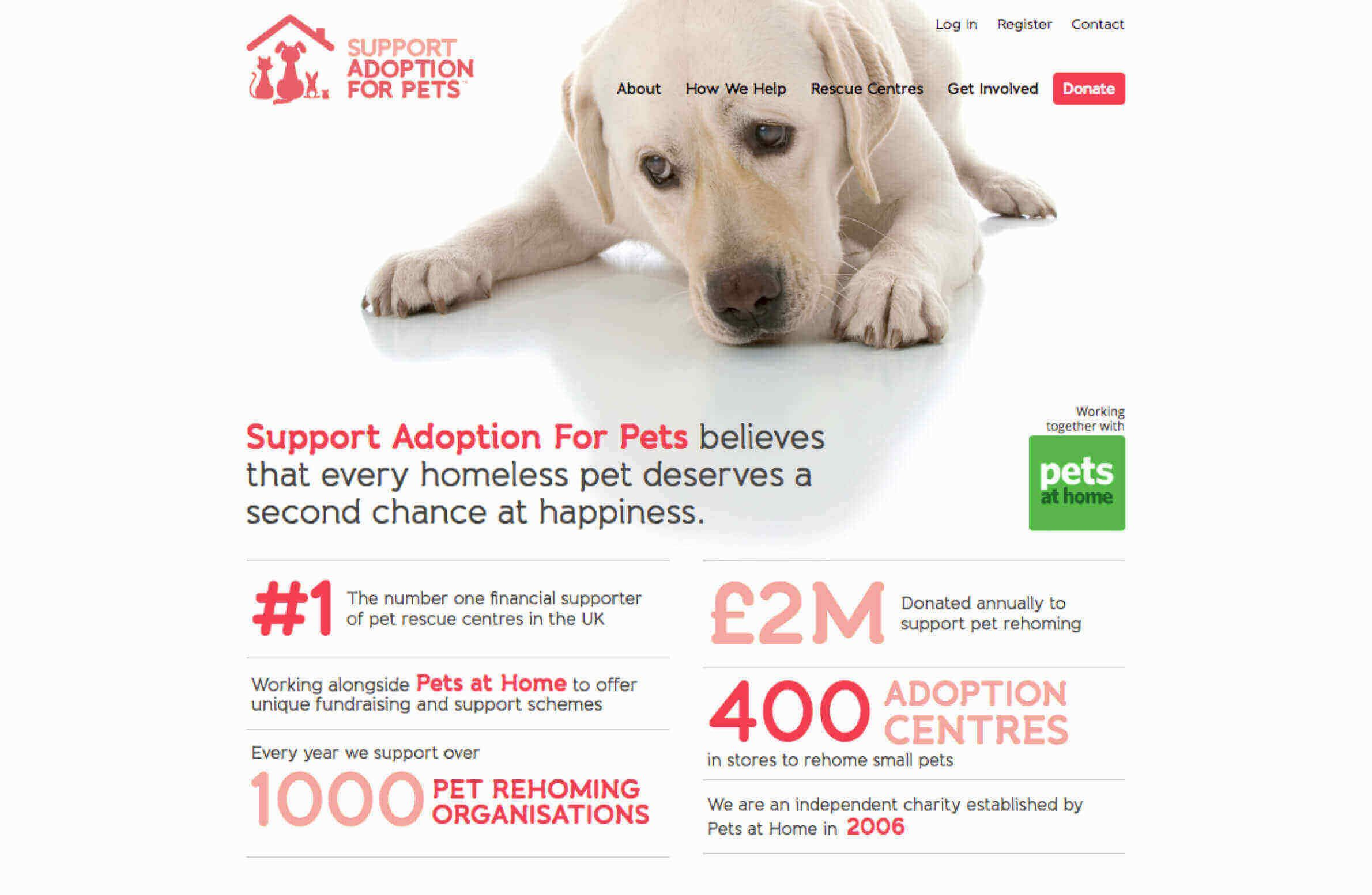 Closely Allied To Pets At Home Support Adoption For Pets Are The Charity That Rehome The Most Pets Annually And They Ve Trusted Us As The Pets Adoption Animal Rescue Center