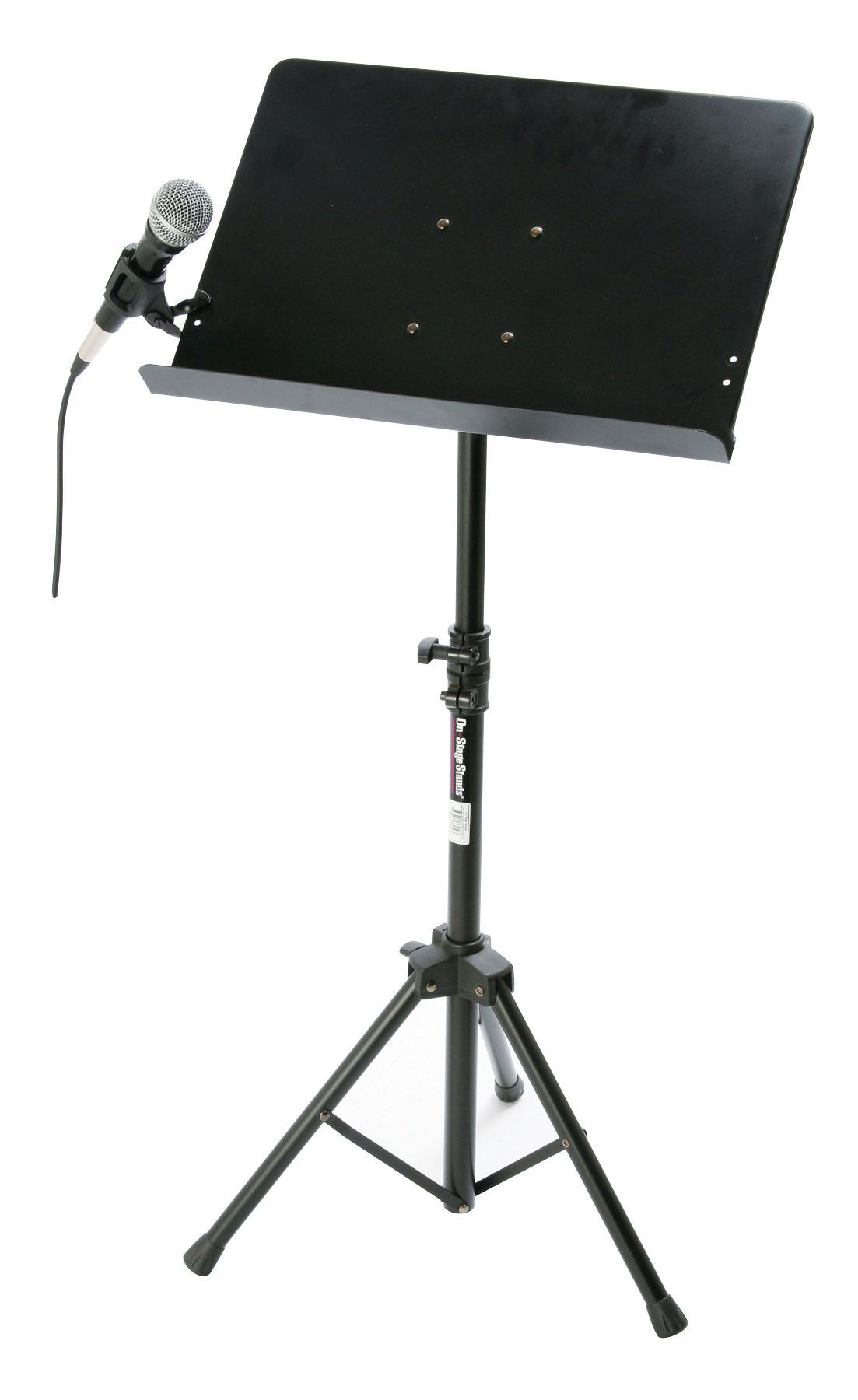 On Stage Stands Sm7211b Conductor Stand And My101 Mic Clip