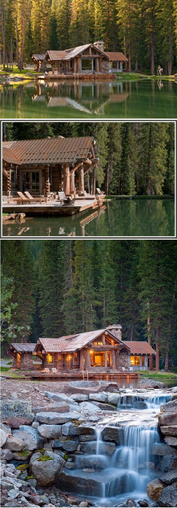 Headwaters Camp Sky Montana