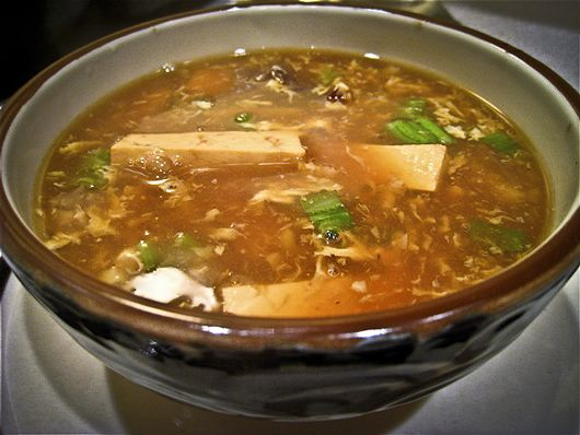 Hot and Sour Soup recipe, Filipino Recipes