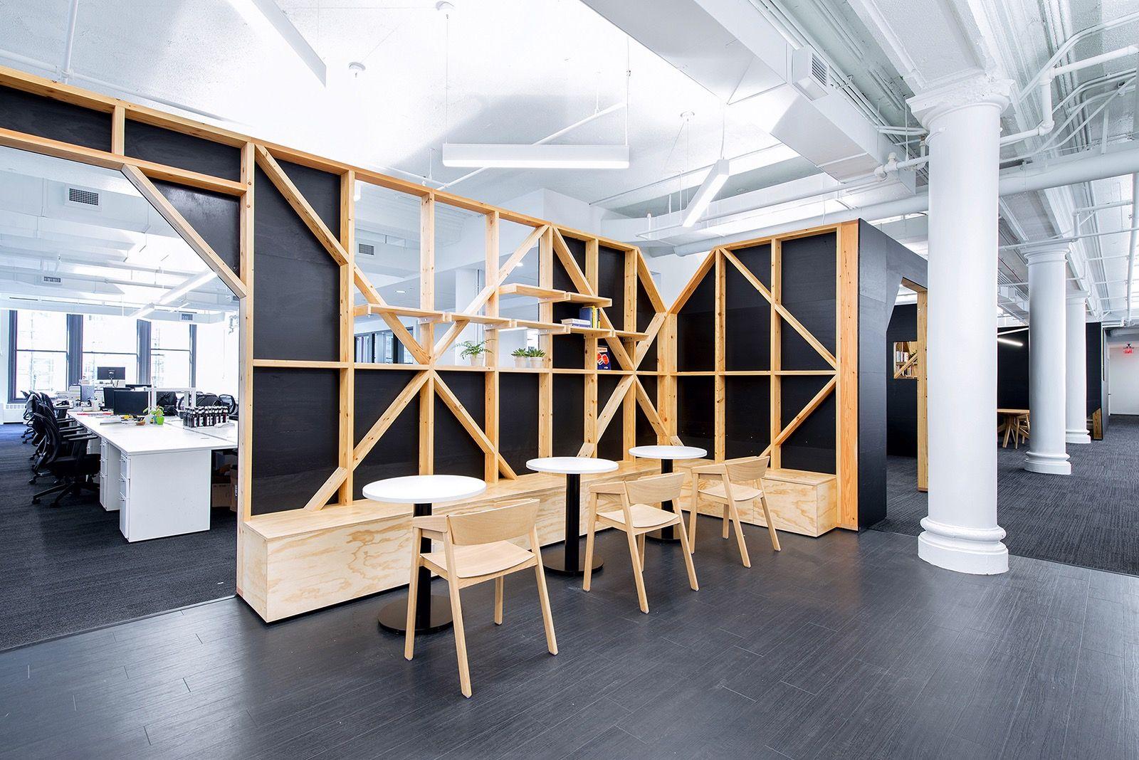 a tour of quartz s sleek new nyc office office interiors design