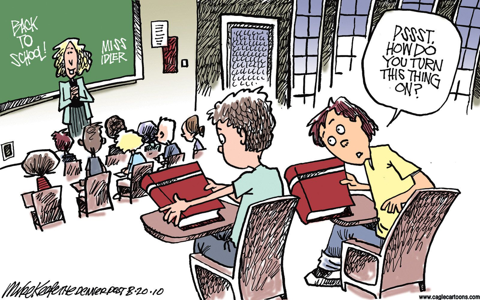funny back to school cartoon images Google Search