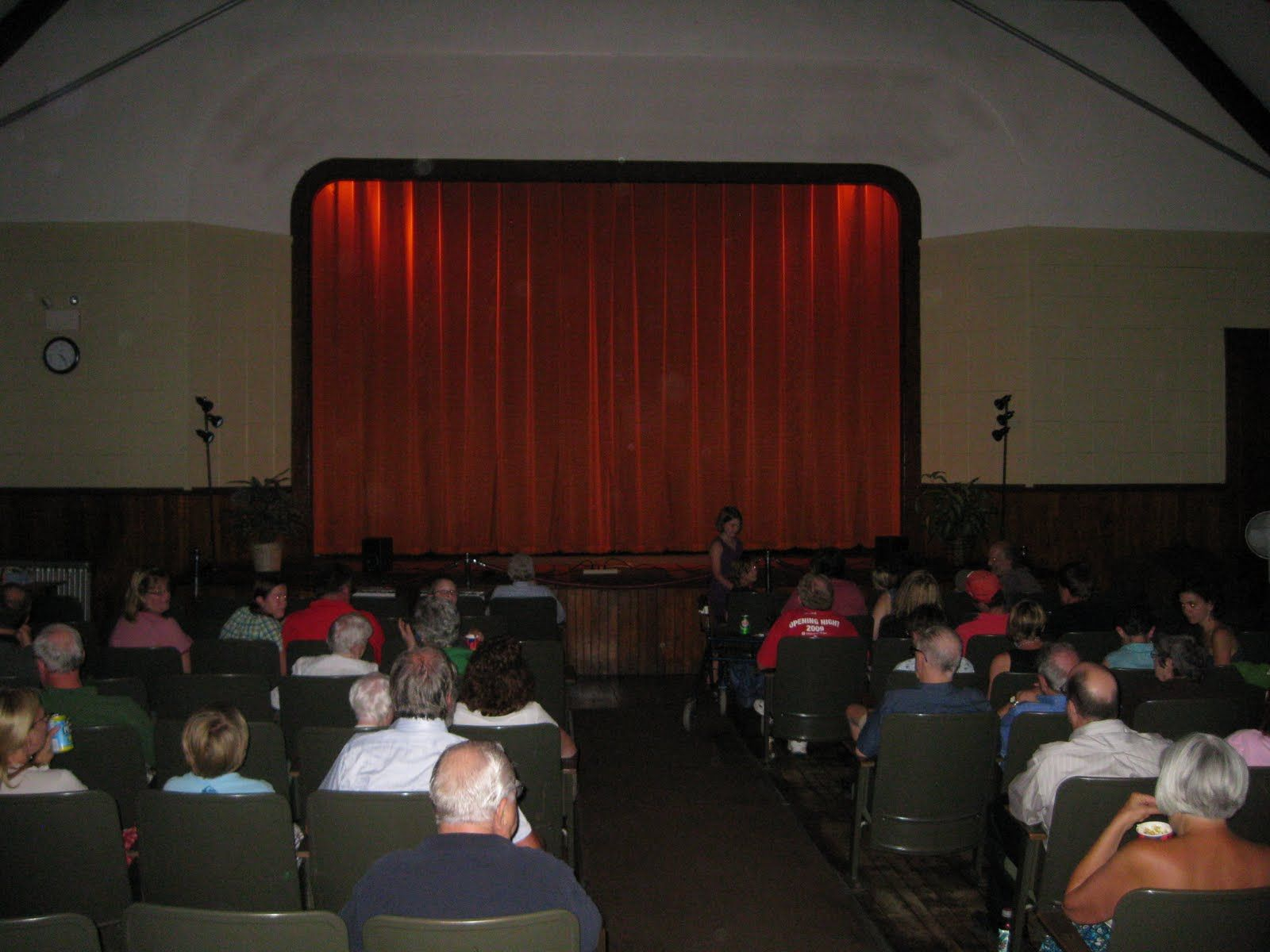 Wilton Town Hall Theatre, New Hampshire | Favorite Places
