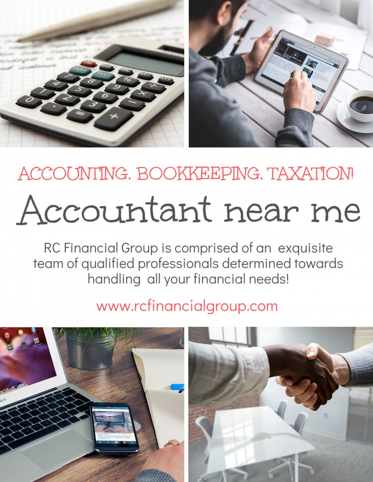 Recommended Accountants Near Me To Provide High Quality Services