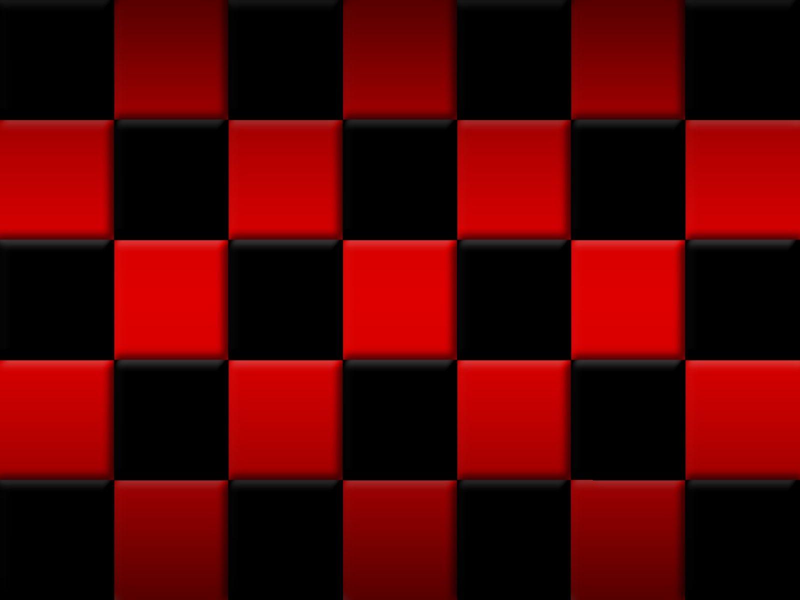 red black checkered My dream bedroom Pinterest