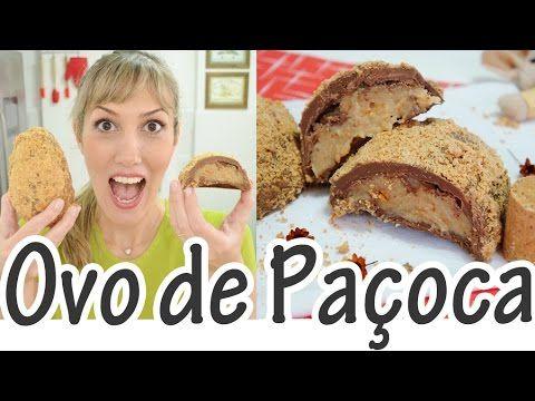 Ovo de Páscoa de Paçoca - YouTube
