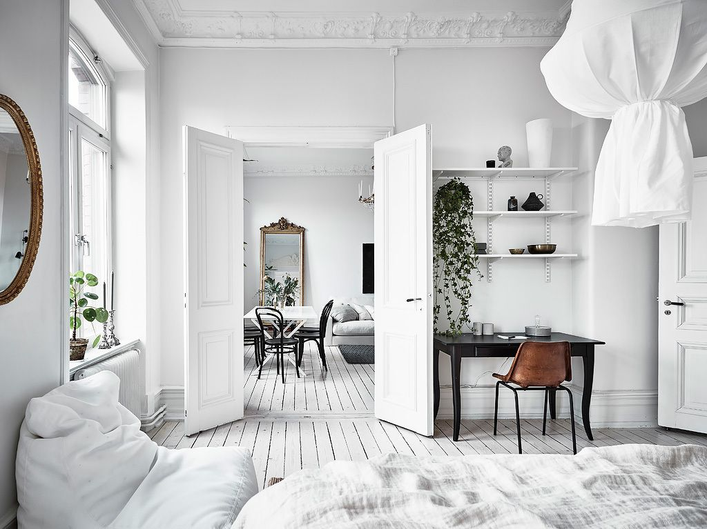 With Only Two Weeks To Go Until We Start Painting Our New Floors - A stylish family apartment from made go design