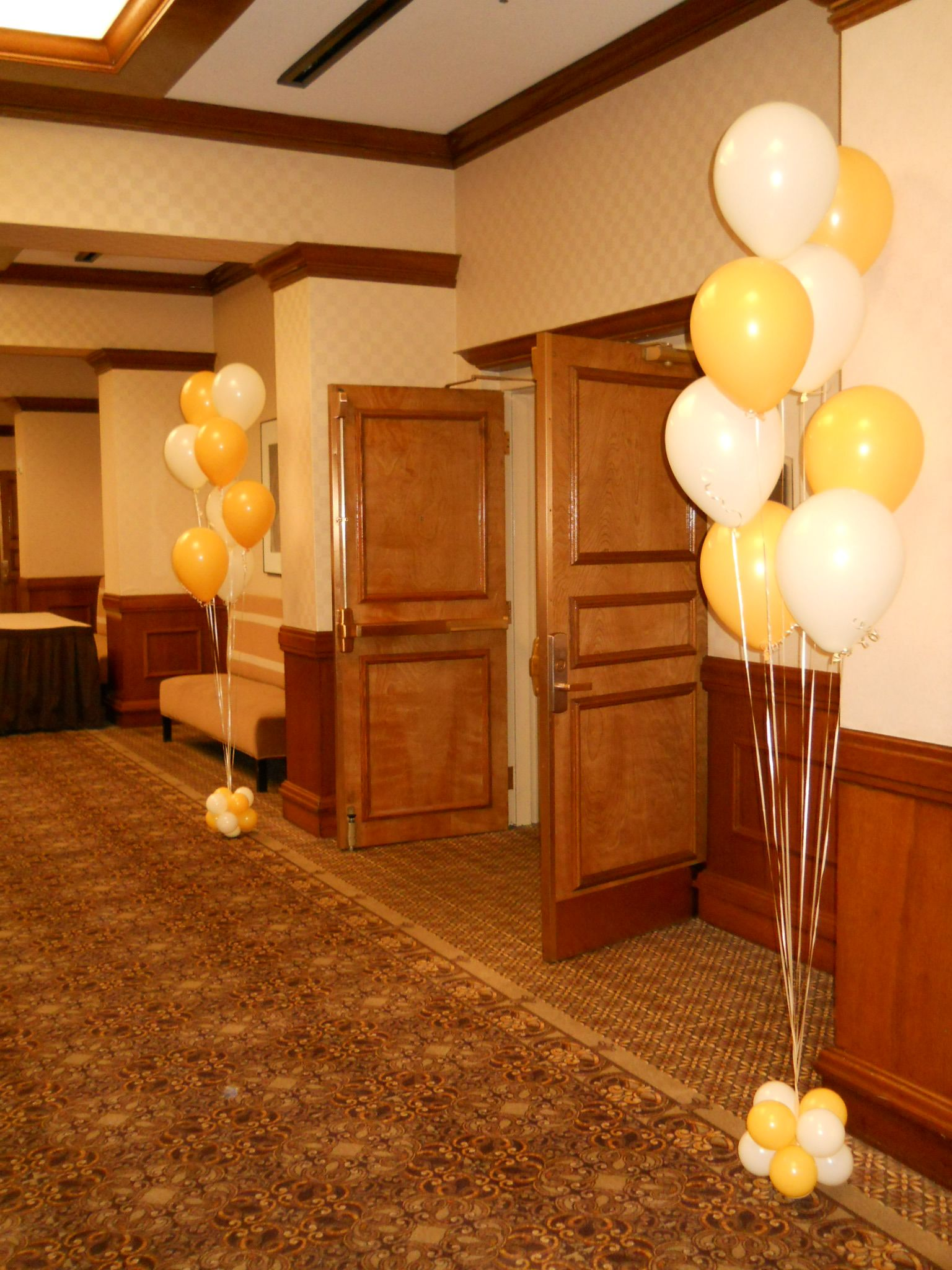 Click pin for balloon decoration party ideas and easy do for Easy balloon decoration ideas