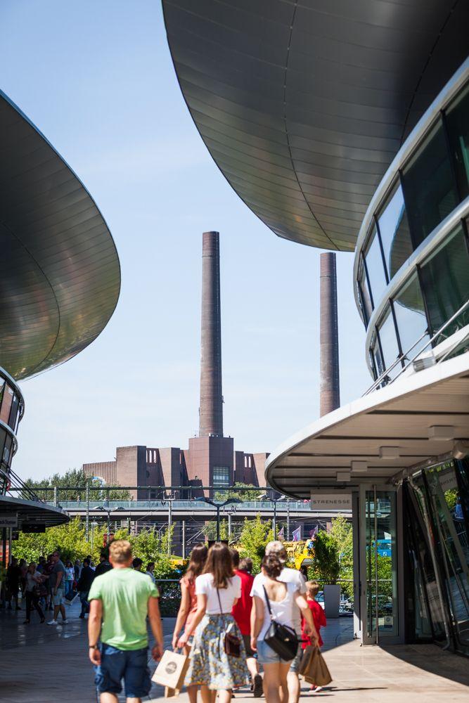 Pin by designer outlets Wolfsburg on Architektur | Pinterest