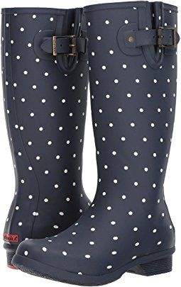 Chooka Dot Blanc Tall Boot n56hv0
