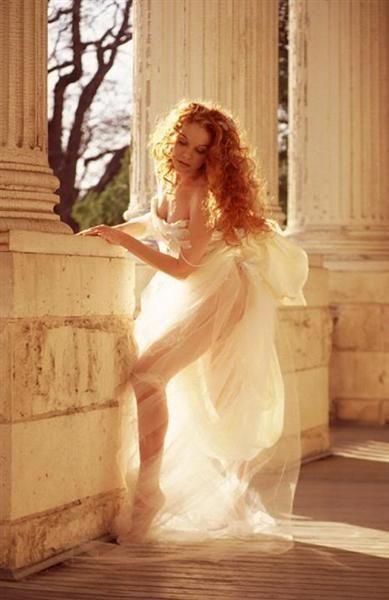 Sheer Prettiness Oooo Pretties Redhead Girl Redheads