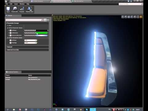 Ue4 Dissolve materials free pack - YouTube | Unreal engine