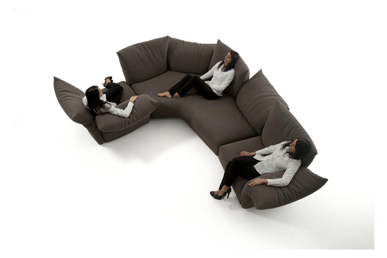 Kartell e casamania divani day bed : Standard di edra divani e poltrone arredamento mollura home