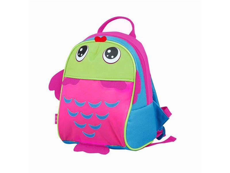 A mochila de passeio do Peixinho Rosa com alça da KaBaby é divertida e prática, as alças são almofadadas que dão máximo conforto para seu filho(a). Pode ser usada para carregar fraldas, roupas e brinquedos. A mochila para passeio da KaBaby possui uma guia removível e fácil de ser ajustada, ela permite que você tenha controle sobre seu filho durante a hora do passeio.   Seu design animado vai divertir as crianças.  Composição: 100% Poliéster.