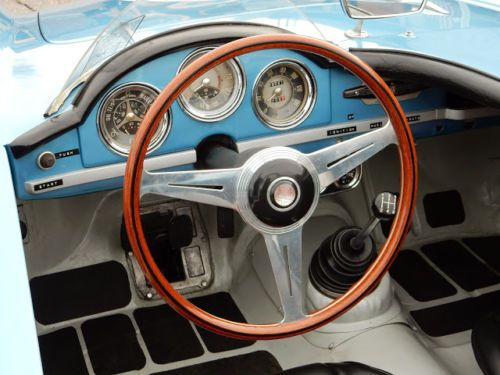 '56 Alfa Romeo Giulietta Spyder