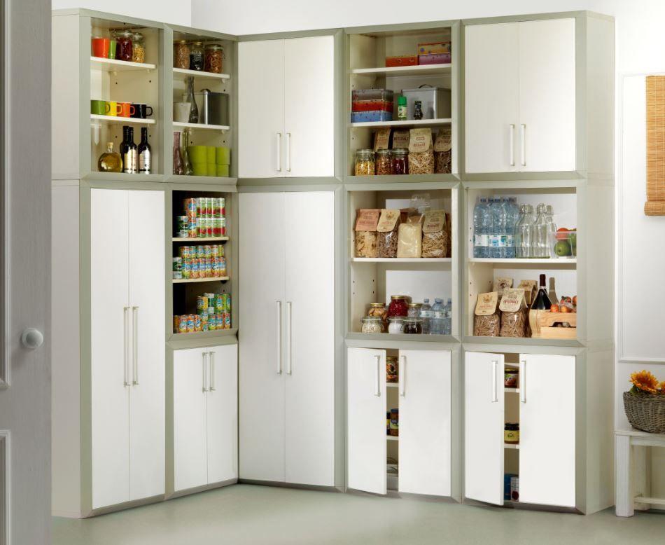 Aprovecha la despensa para tener todo en orden tu cocina organiza tu espacio cocinas - Todo para tu cocina ...