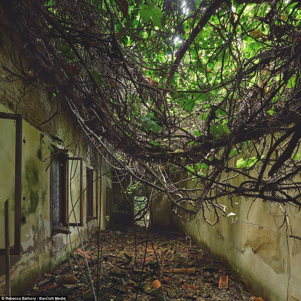 The Images Of Abandoned Places That Are A Hit On Instagram