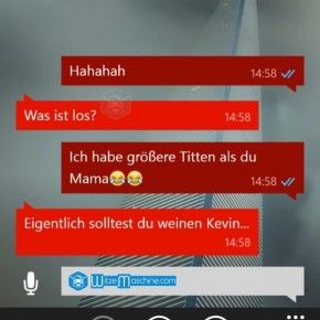 heißer Teenager Chat