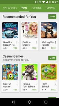 Download Google Play Store 7.1.25.I-all [0] [PR
