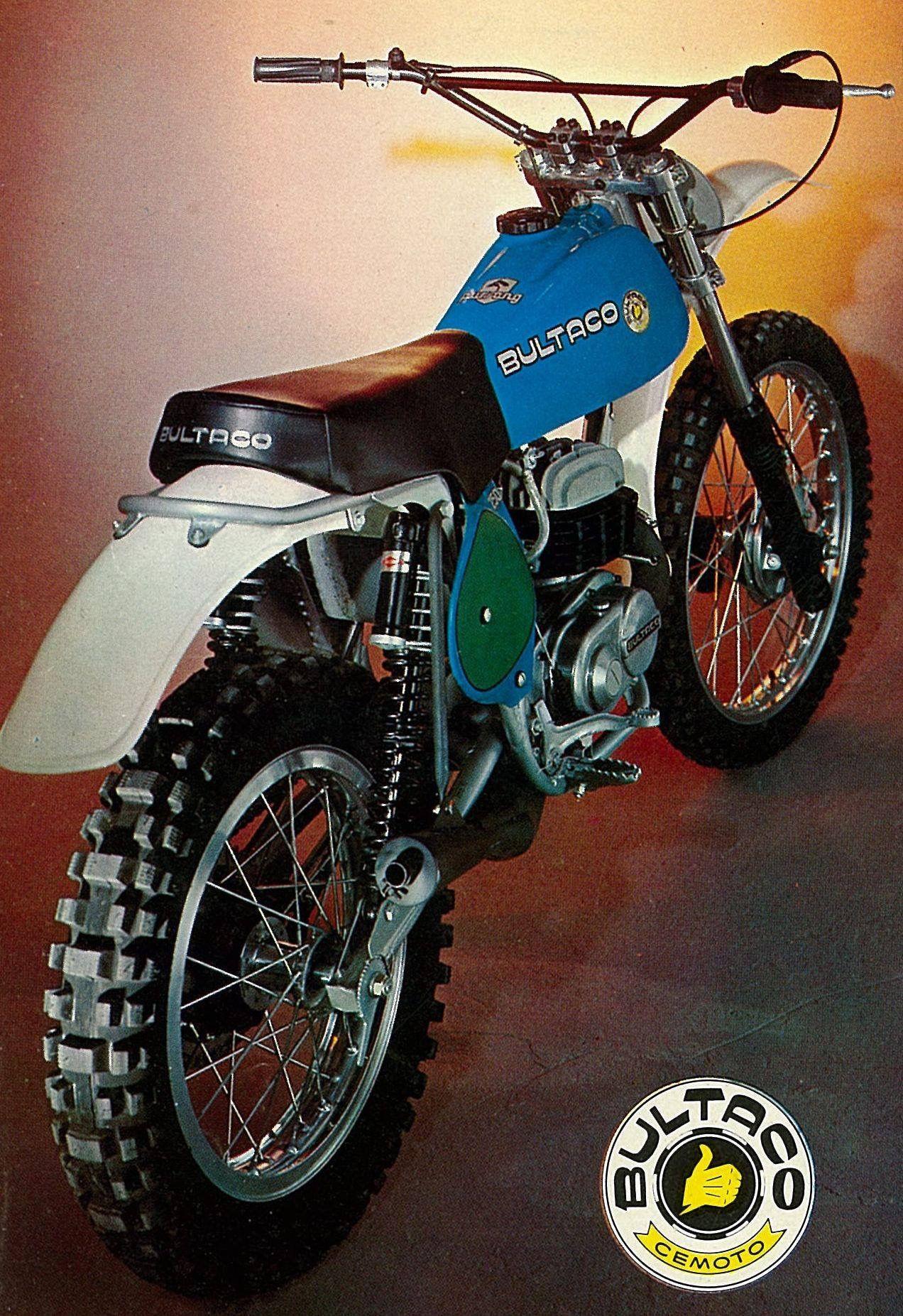 BULTACO PURSANG 250 CC | Bultaco OFF Road | Enduro motorcycle