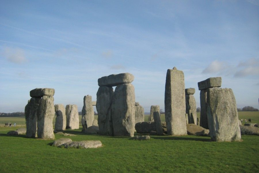 Stonehenge is one of the many cultural heritage sites at risk from climate change.