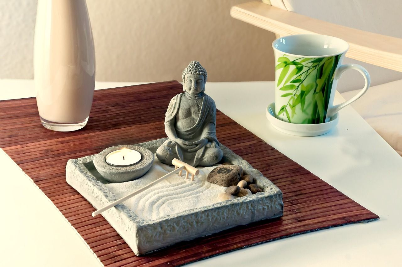 trend decoration feng shui. Among The Cutting-edge Trends In Home Decor And Wall Accouterments, Zen · Feng Shui Trend Decoration D