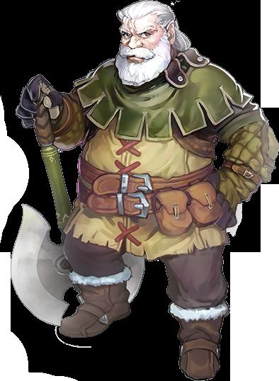 Dwarf Storm Sorcerer