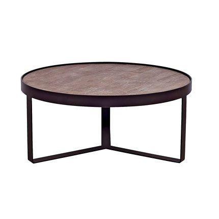Table basse Arnold - Blanc d\'Ivoire | Tables