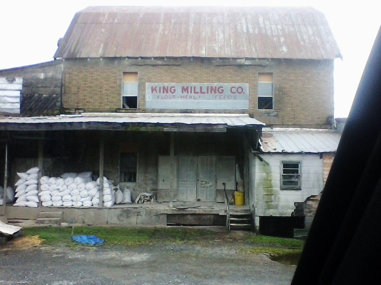 King Milling Company King Nc Kings Mills North Carolina Homes Vacation Memories