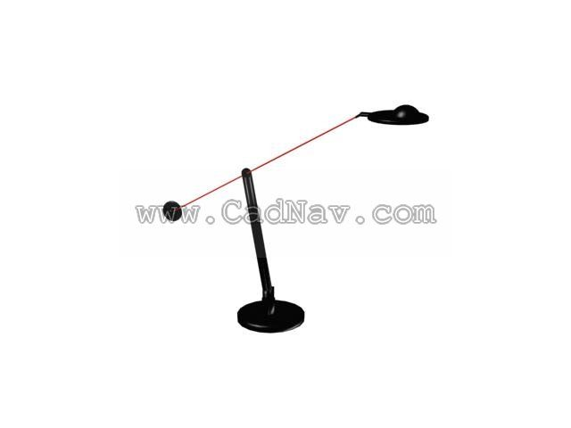 Simple Table Lamp 3d Model 3ds Max Files Free Download Simple Table 3d Model Lamp