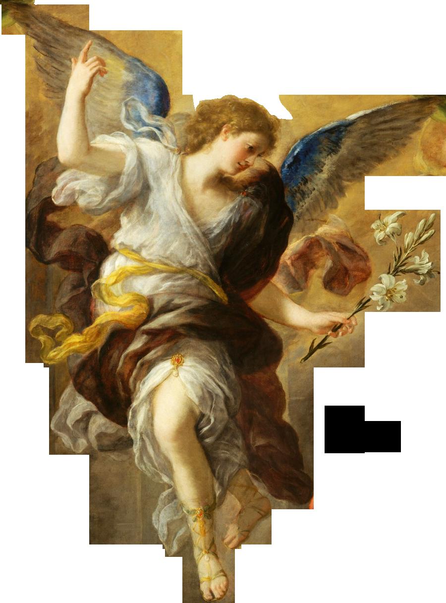 Guardian Angel Painting Renaissance