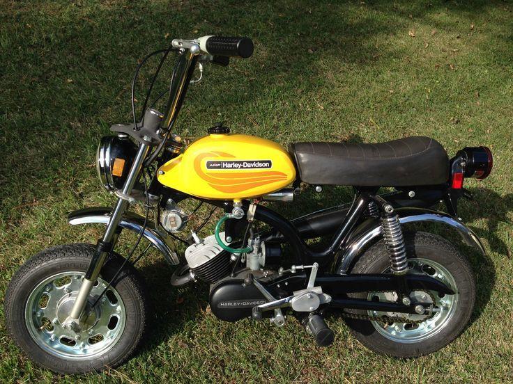 Harley-Davidson : Other Harley Davidson Aermacchi 1972 mc-65