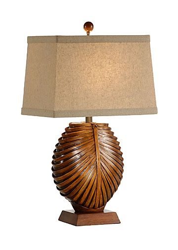 INTRICATE BAMBOO SPLITS LAMP Wildwood Lamps - Tommy Bahama ...