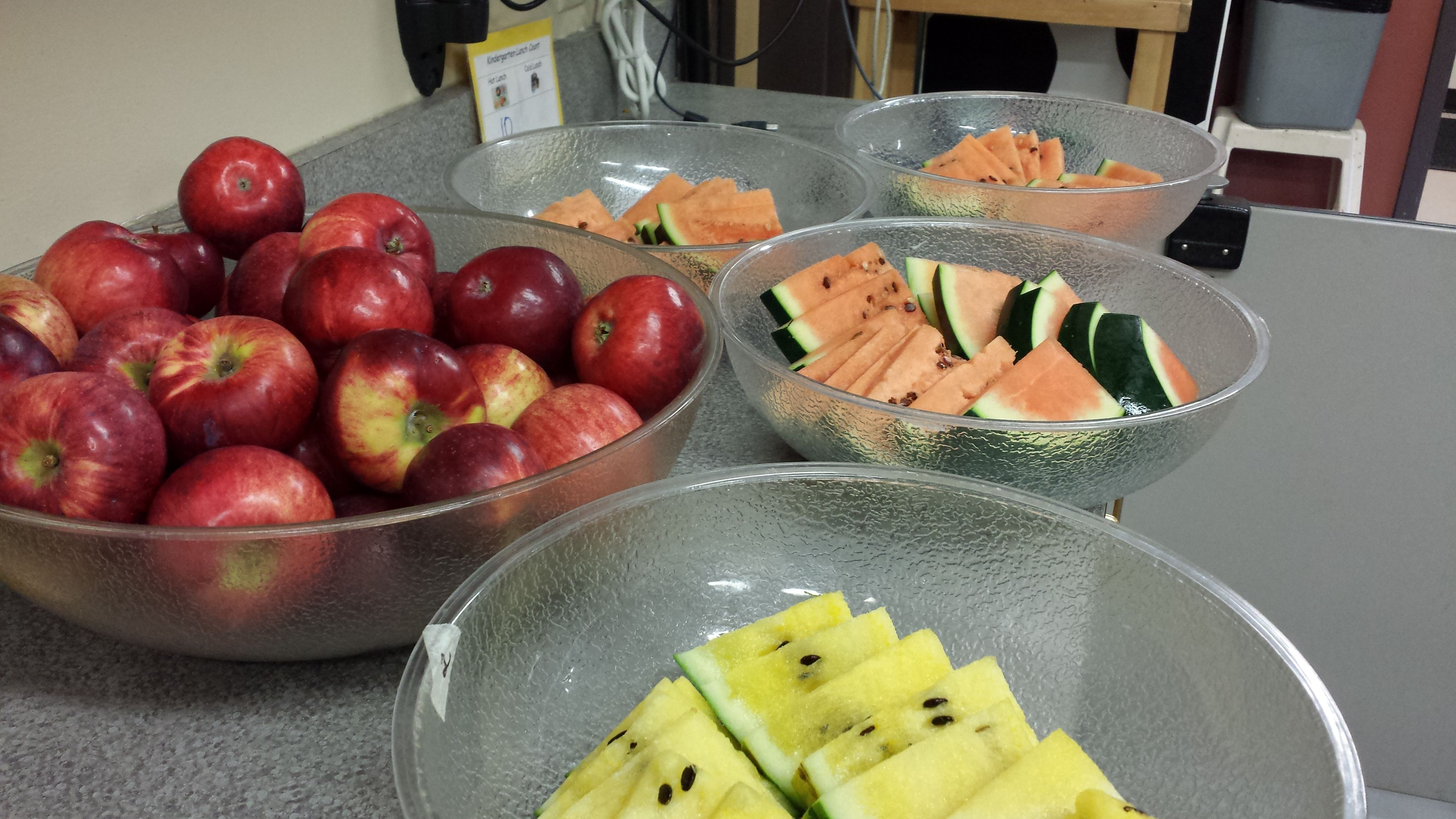 Fall Fresh Fruit and Veggies