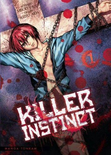 Killer Instinct T.1 : un nouveau jeu de massacre sur les traces de Saw http://ow.ly/YsEBj
