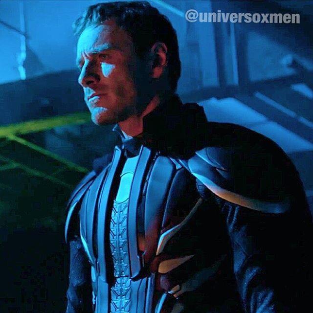 "Michael Fassbender as Magneto/Erik Lehnsherr in ""X-Men ..."