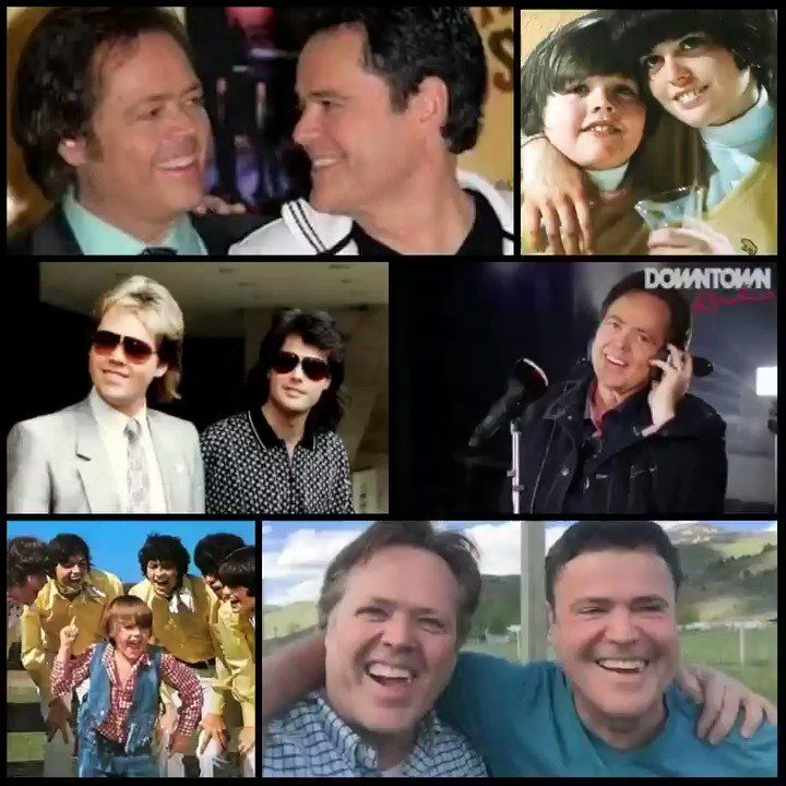Pin By SacNfox Angel On Donny Osmond In 2019