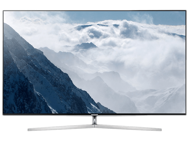 Samsung Ue55ks8080txzg 55 Zoll Flat Suhd 4k Smart Tv Samsung Led Fernseher Home Tv