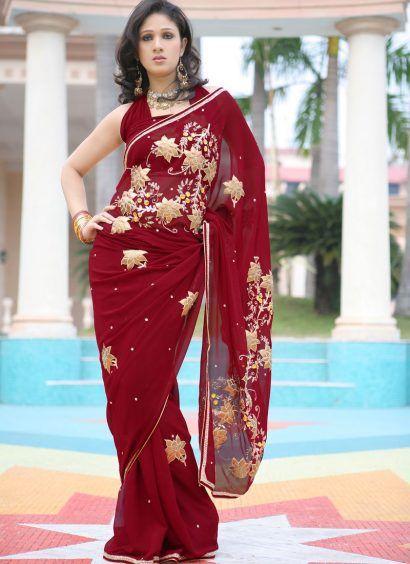 ظهر الساري الهندي مؤخرا كموضة بين المراهقات Fashion Indian Women Fashion Traditional Outfits