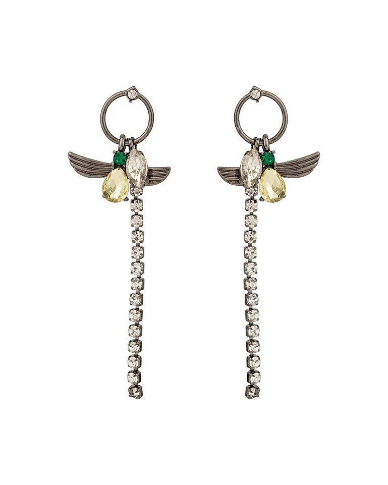 ccabcc784 Eugenie Bee Chain Drop Earrings   wish list Christmas 2016   Drop ...